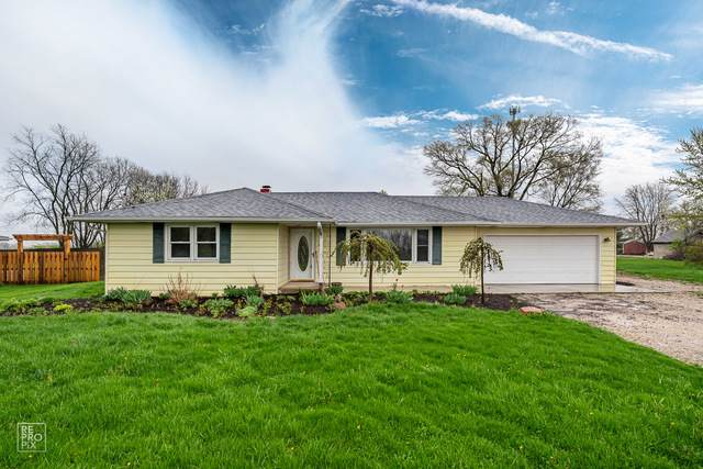 25915 S Tehle Road, Elwood, IL 60421 (MLS #10701869) :: Touchstone Group