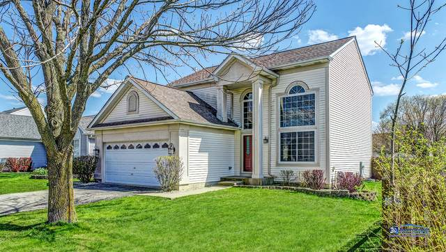 101 Oxford Circle, Grayslake, IL 60030 (MLS #10702147) :: Property Consultants Realty