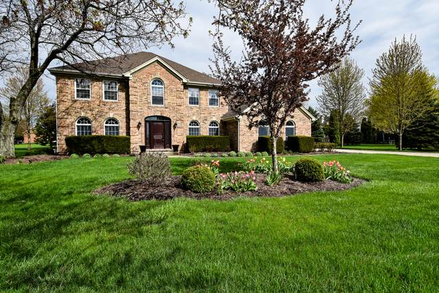 17635 S Virginia Drive, Plainfield, IL 60586 (MLS #10702206) :: Property Consultants Realty