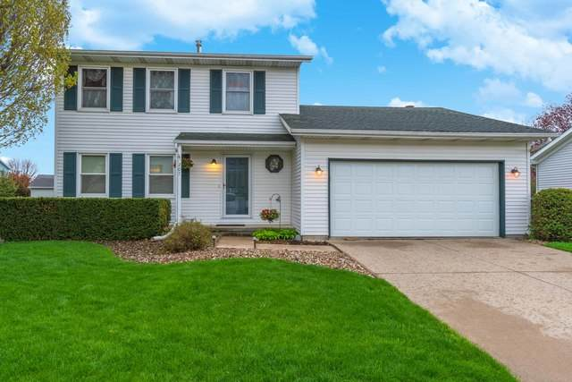 207 Carriage Hills Road, Normal, IL 61761 (MLS #10702383) :: Property Consultants Realty