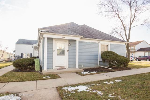 438 James Court A, Glendale Heights, IL 60139 (MLS #10702532) :: Property Consultants Realty