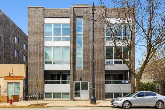 2724 W Armitage Avenue 2E, Chicago, IL 60647 (MLS #10702666) :: The Mattz Mega Group