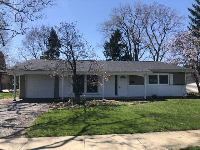 32 Cedar Drive, Wheeling, IL 60090 (MLS #10703569) :: John Lyons Real Estate