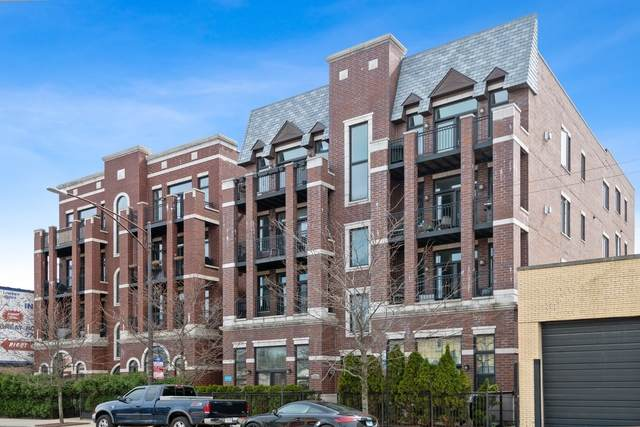 4156 N Elston Avenue 2N, Chicago, IL 60618 (MLS #10704050) :: Property Consultants Realty