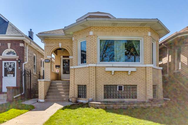 2852 N Kenneth Avenue, Chicago, IL 60641 (MLS #10704145) :: Property Consultants Realty