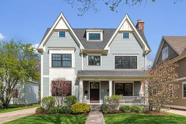 119 N Drexel Avenue, La Grange, IL 60525 (MLS #10704184) :: The Wexler Group at Keller Williams Preferred Realty