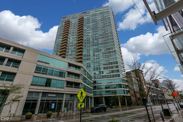 1720 Maple Avenue #980, Evanston, IL 60201 (MLS #10704308) :: Property Consultants Realty