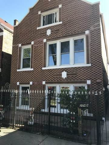 2749 S Trumbull Avenue, Chicago, IL 60623 (MLS #10704708) :: Littlefield Group
