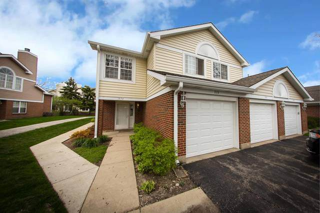 979 W Happfield Drive #979, Arlington Heights, IL 60004 (MLS #10705134) :: Property Consultants Realty