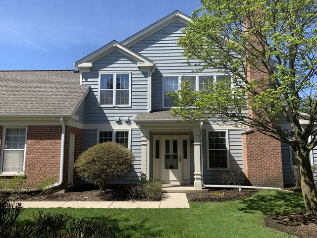 187 Princeton Lane #187, Glenview, IL 60026 (MLS #10705237) :: The Wexler Group at Keller Williams Preferred Realty