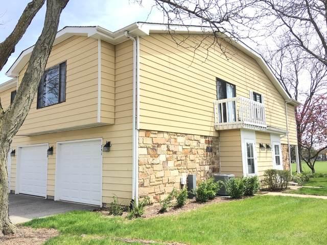 351 Pierce Court #351, Vernon Hills, IL 60061 (MLS #10705418) :: Helen Oliveri Real Estate