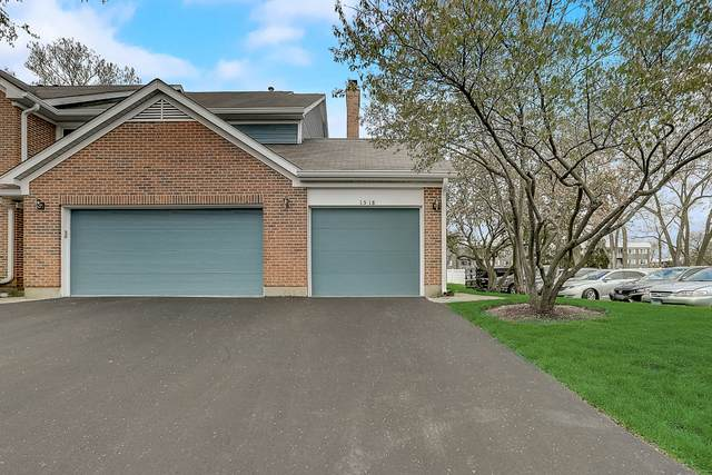 1518 N Kendal Court, Arlington Heights, IL 60004 (MLS #10705592) :: John Lyons Real Estate