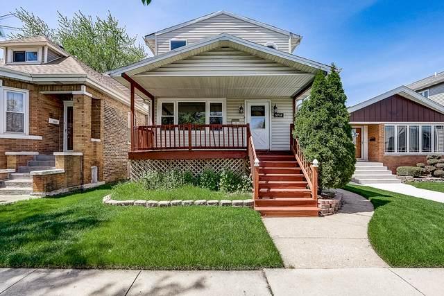 5918 S Kolmar Avenue, Chicago, IL 60629 (MLS #10705619) :: Littlefield Group