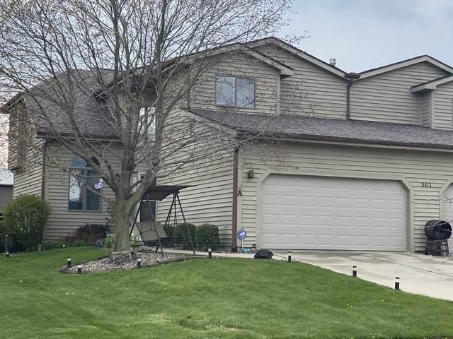 501 Cheshire Drive A, Bloomington, IL 61704 (MLS #10705877) :: Ryan Dallas Real Estate