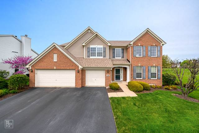 1784 Trevino Circle, Bolingbrook, IL 60490 (MLS #10706216) :: Property Consultants Realty