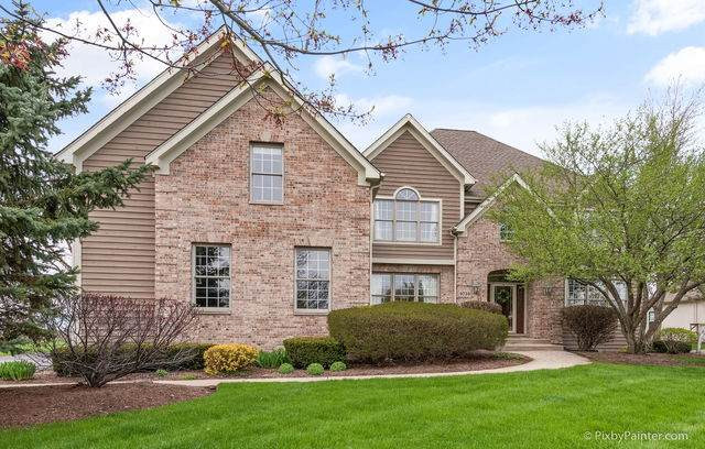 9710 Palmer Drive, Lakewood, IL 60014 (MLS #10706266) :: Property Consultants Realty