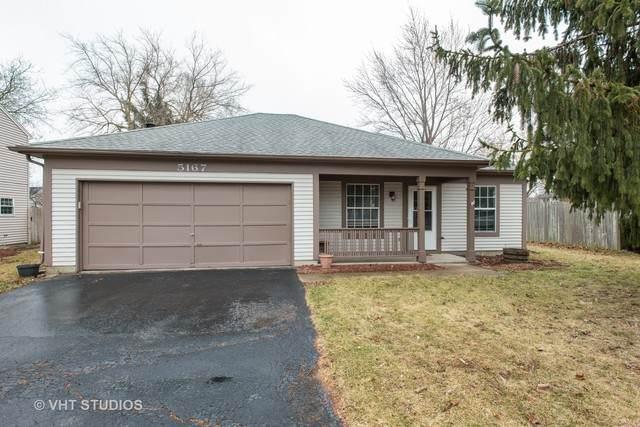 5167 Winona Lane, Gurnee, IL 60031 (MLS #10706326) :: Suburban Life Realty