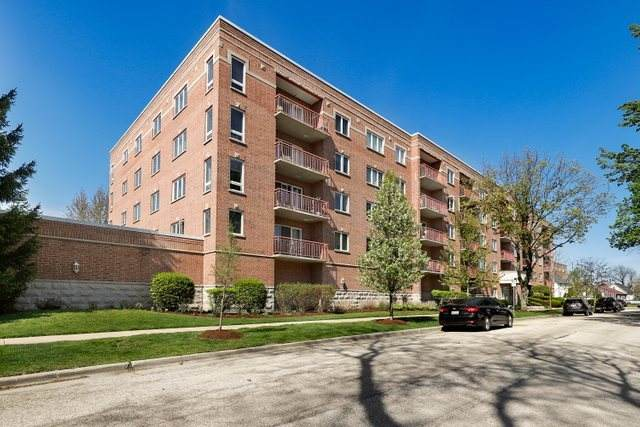1378 Perry Street #504, Des Plaines, IL 60016 (MLS #10706426) :: John Lyons Real Estate