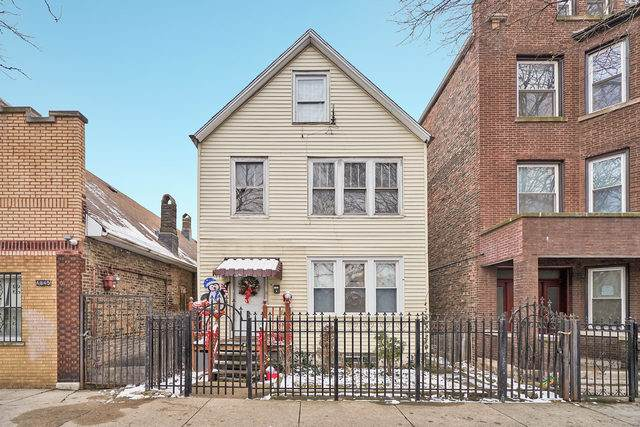4849 S Marshfield Avenue, Chicago, IL 60609 (MLS #10706581) :: Property Consultants Realty