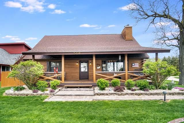 516 Hickory Circle, Lake Holiday, IL 60552 (MLS #10707170) :: Angela Walker Homes Real Estate Group