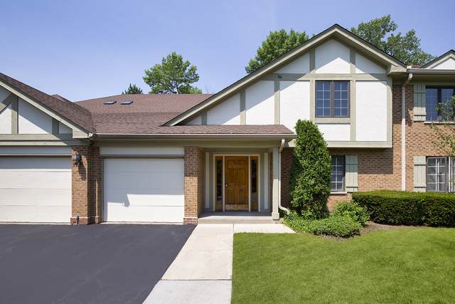960 Ivy Lane C, Deerfield, IL 60015 (MLS #10707326) :: The Spaniak Team