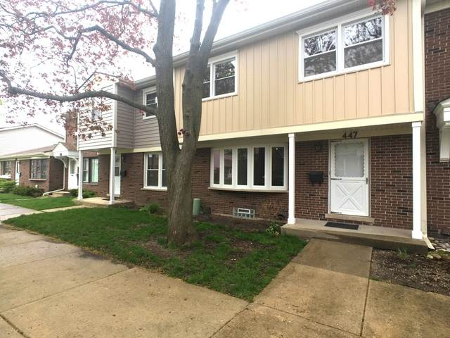 447 Congress Court, Wood Dale, IL 60191 (MLS #10707366) :: BN Homes Group