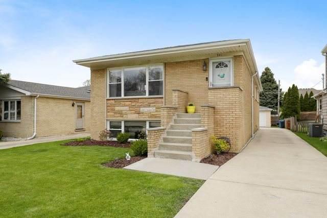 541 N Walnut Street, Elmhurst, IL 60126 (MLS #10707754) :: Property Consultants Realty