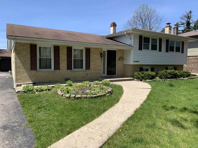 162 S Maple Avenue, Hillside, IL 60162 (MLS #10707780) :: Littlefield Group