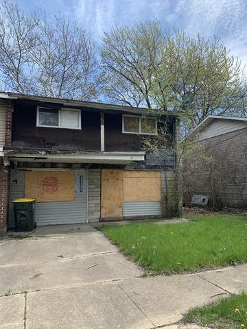 13731 S Eggleston Avenue, Riverdale, IL 60627 (MLS #10708089) :: Property Consultants Realty