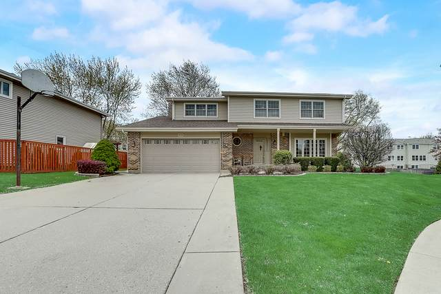 936 Apple Drive, Schaumburg, IL 60194 (MLS #10708358) :: Angela Walker Homes Real Estate Group