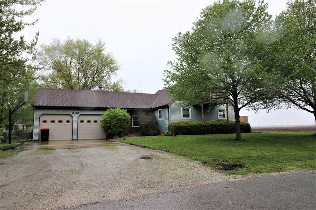 1102 E Washington Street, LEROY, IL 61752 (MLS #10708482) :: BN Homes Group