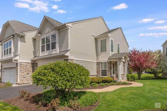 407 Valentine Way, Oswego, IL 60543 (MLS #10708880) :: O'Neil Property Group