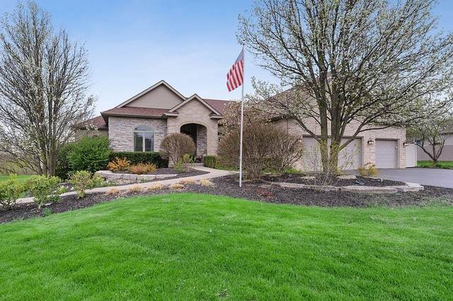 3406 Forest Ridge Drive, Spring Grove, IL 60081 (MLS #10709235) :: Property Consultants Realty