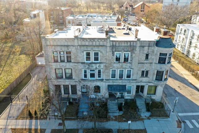 3604 S Lake Park Avenue, Chicago, IL 60653 (MLS #10709417) :: Property Consultants Realty