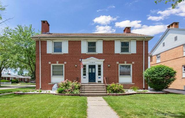 1256 Balmoral Avenue, Westchester, IL 60154 (MLS #10709716) :: Property Consultants Realty