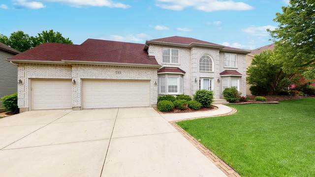 715 Crestview Drive, Bolingbrook, IL 60440 (MLS #10709899) :: The Dena Furlow Team - Keller Williams Realty