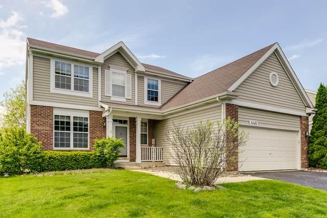 446 Mockingbird Court, Lindenhurst, IL 60046 (MLS #10709922) :: Property Consultants Realty