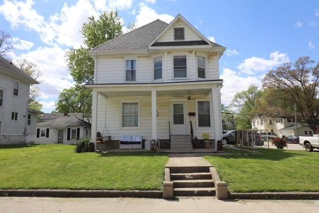 521 N Monroe Street, CLINTON, IL 61727 (MLS #10709943) :: Property Consultants Realty