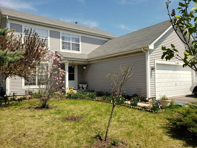 614 W Meadow Lane, Round Lake, IL 60073 (MLS #10709962) :: Property Consultants Realty