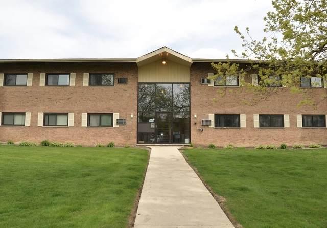 7413 Brookdale Drive #208, Darien, IL 60561 (MLS #10710158) :: John Lyons Real Estate