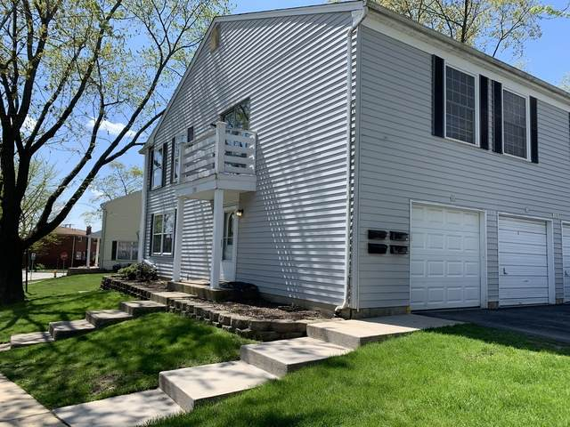 1270 Pleasant Avenue D, Glendale Heights, IL 60139 (MLS #10710372) :: Property Consultants Realty