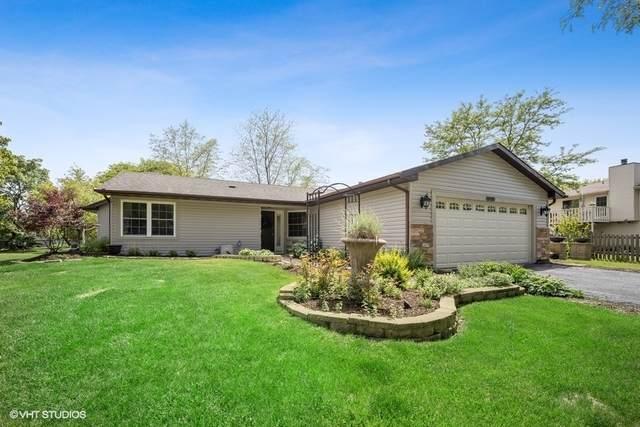 1805 Shorewood Drive W, Hoffman Estates, IL 60192 (MLS #10710428) :: Ani Real Estate