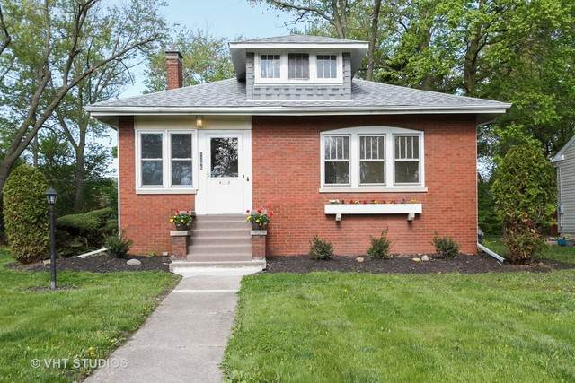 1246 Scott Avenue, Chicago Heights, IL 60411 (MLS #10710524) :: Century 21 Affiliated