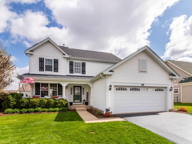 65 Carmella Drive, Crystal Lake, IL 60012 (MLS #10710623) :: Lewke Partners