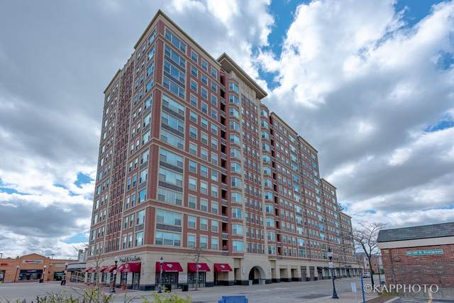 77 S Evergreen Avenue #1304, Arlington Heights, IL 60005 (MLS #10710660) :: Property Consultants Realty