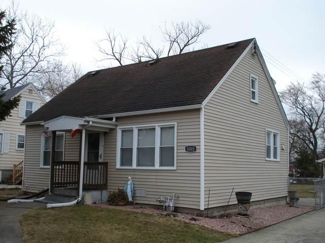 5005 W 81st Street, Burbank, IL 60459 (MLS #10710762) :: Lewke Partners