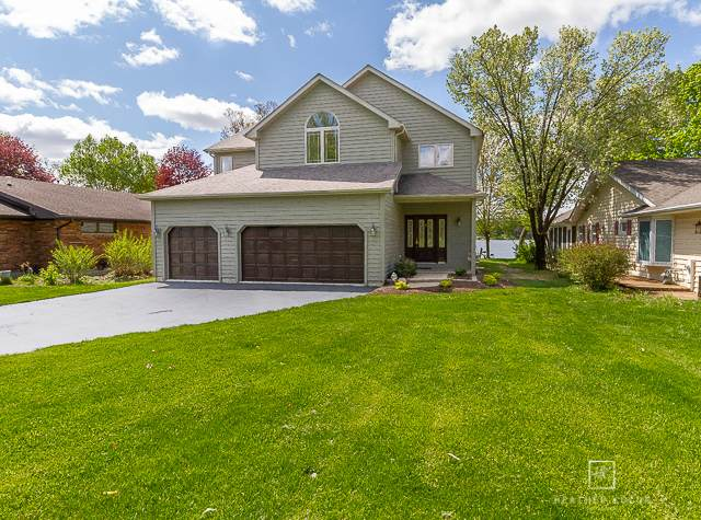 275 Easy Street, Lake Holiday, IL 60552 (MLS #10710837) :: Angela Walker Homes Real Estate Group