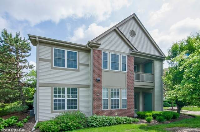 1657 Carlemont Drive F, Crystal Lake, IL 60014 (MLS #10710884) :: Littlefield Group