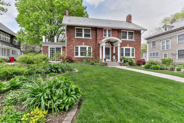802 W University Avenue, Champaign, IL 61820 (MLS #10710962) :: John Lyons Real Estate