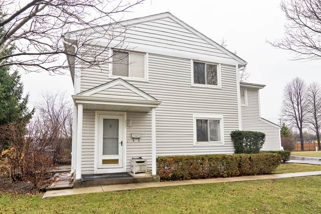 207 Yorkshire Place 15A, Wheeling, IL 60090 (MLS #10711041) :: Property Consultants Realty